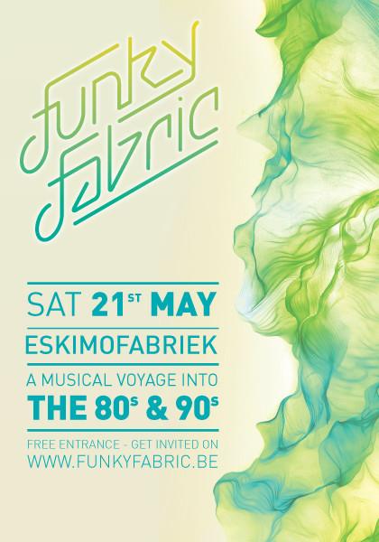Funky Fabric 12 - Sat 21-05-11, Eskimofabriek