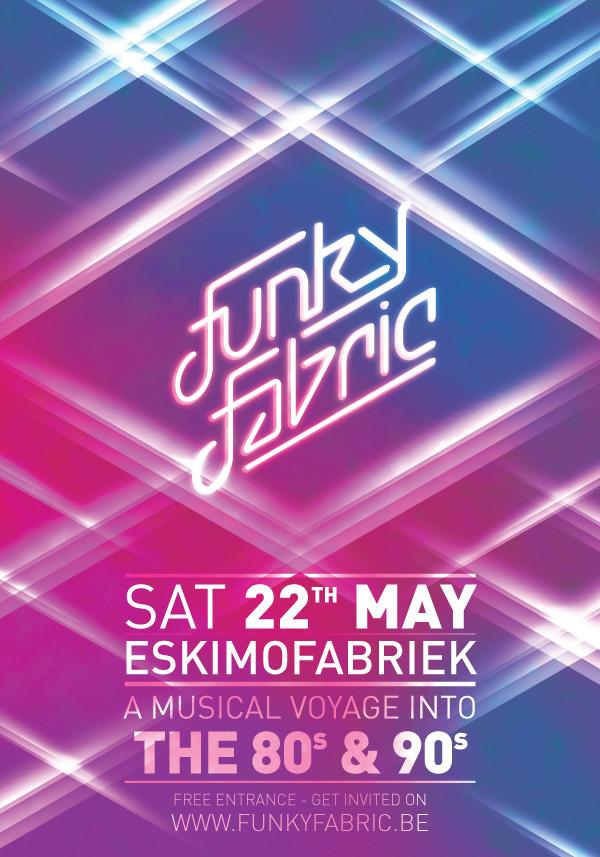 Funky Fabric 10 - Sat 22-05-10, Eskimofabriek