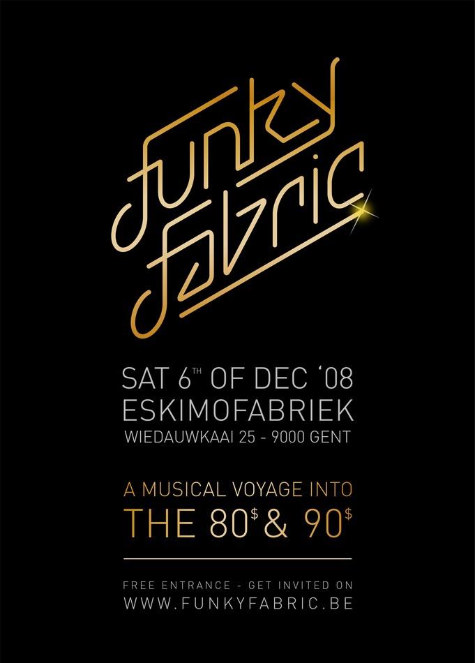 Funky Fabric 3 - Sat 06-12-08, Eskimofabriek